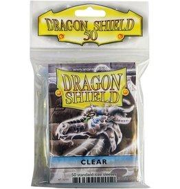 ARCANE TINMEN Dragon Shield Sleeves  Clear (50)