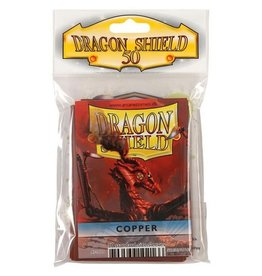 ARCANE TINMEN Dragon Shield Sleeves Copper (50)