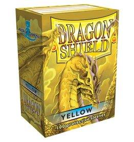 ARCANE TINMEN Dragon Shield Sleeves Yellow (100)