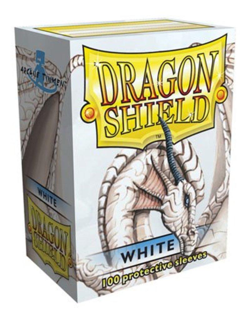 ARCANE TINMEN Dragon Shield Sleeves White (100)