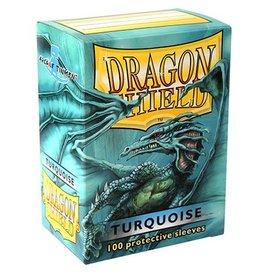 ARCANE TINMEN Dragon Shield Sleeves Turquoise (100)