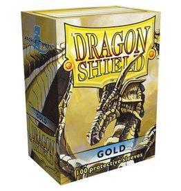 ARCANE TINMEN Dragon Shield Sleeves Gold (100)