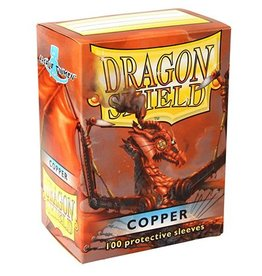 ARCANE TINMEN Dragon Shield Sleeves Copper (100)