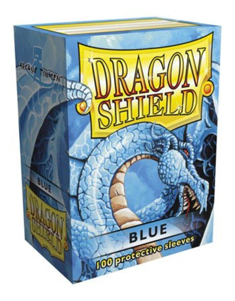 ARCANE TINMEN Dragon Shield Sleeves Blue (100)