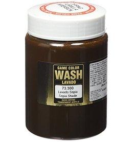 Vallejo Sepia Wash 200ml