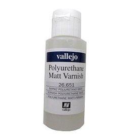 Vallejo Vallejo Polyurethane - Varnish Matte 60ml