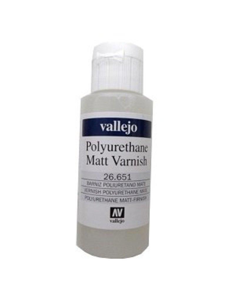 Vallejo Polyurethane Varnish – Matte 60ml