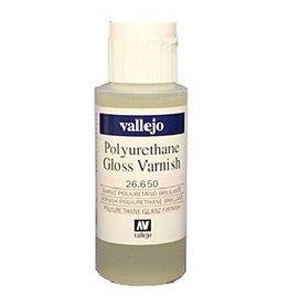 Vallejo Vallejo Polyurethane - Varnish Gloss 60ml