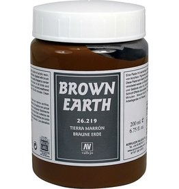 Vallejo Brown Earth
