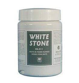 Vallejo White Stone Paste 200ml