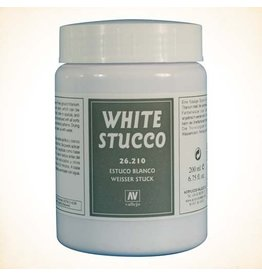 Vallejo White Stucco
