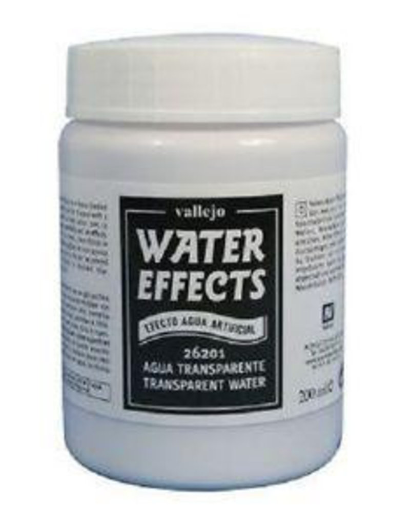 Vallejo Diorama Effects - Transparent Water 200ml