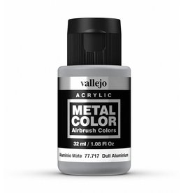 Vallejo Metal Color - Dull Aluminium 32ml