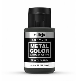 Vallejo Metal Color - Steel 32ml