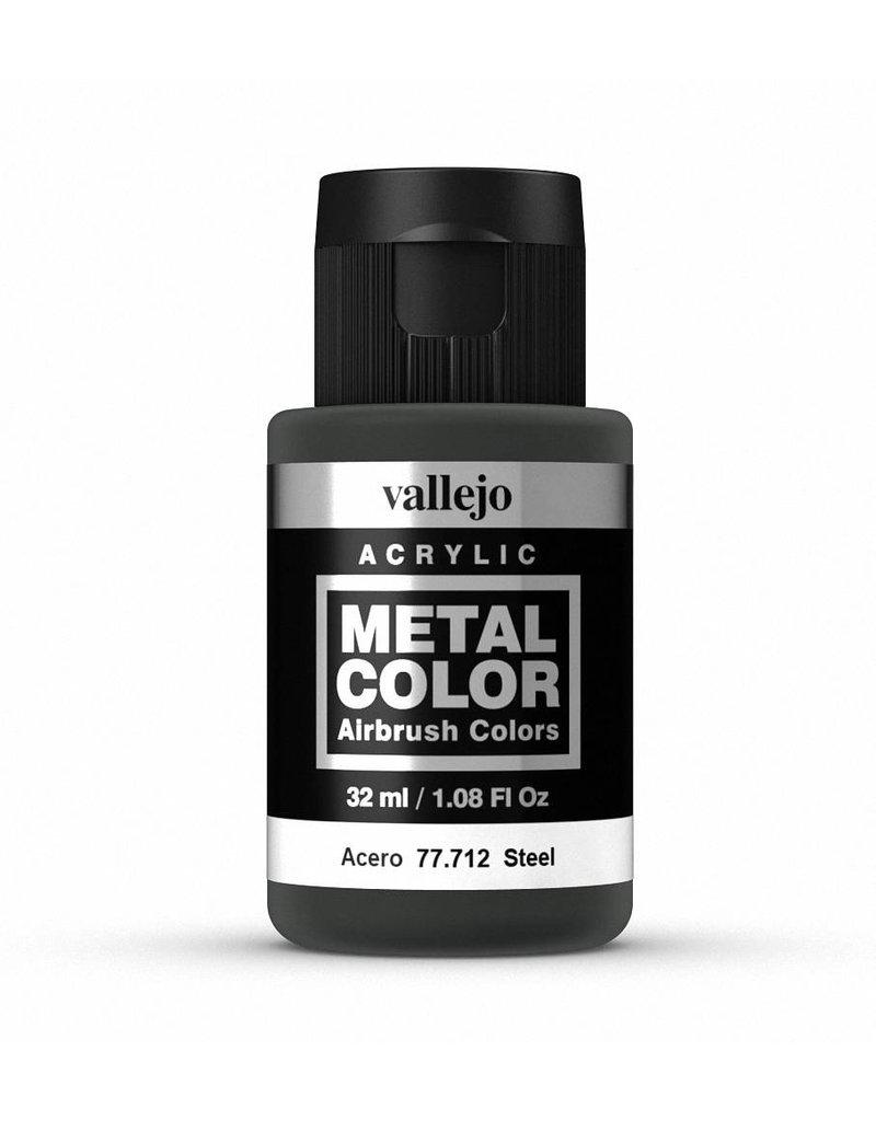 Vallejo Metal Color - Steel 32ml