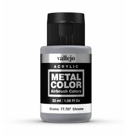 Vallejo Metal Color - Chrome 32ml
