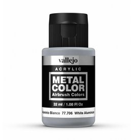 Vallejo Metal Color - White Aluminium 32ml