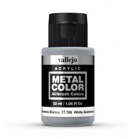 Vallejo White Aluminium 32ml