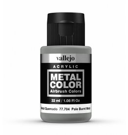 Vallejo Metal Color - Pale Burnt Metal 32ml