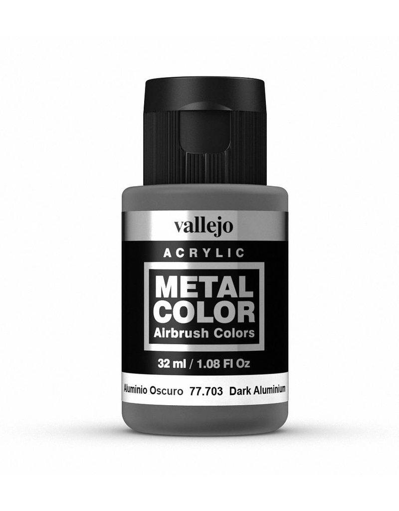 Vallejo Metal Color - Dark Aluminium 32ml