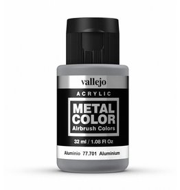 Vallejo Metal Color - Aluminium 32ml