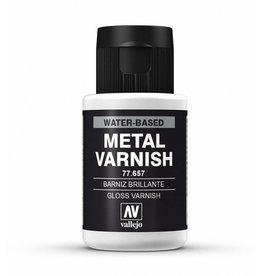 Vallejo Gloss Metal Varnish 32ml
