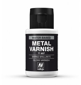 Vallejo Metal Color - Gloss Metal Varnish 32ml