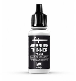 Vallejo Model Air - Thinner 17ml