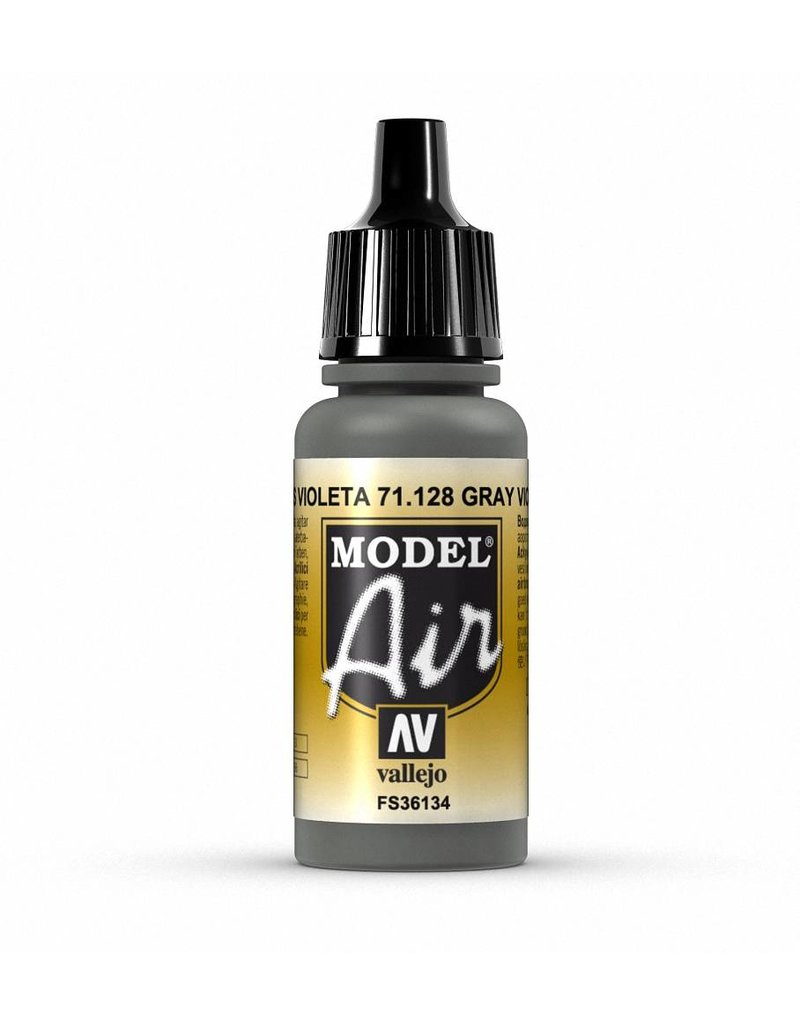 Vallejo Model Air - Grey Violet 17ml