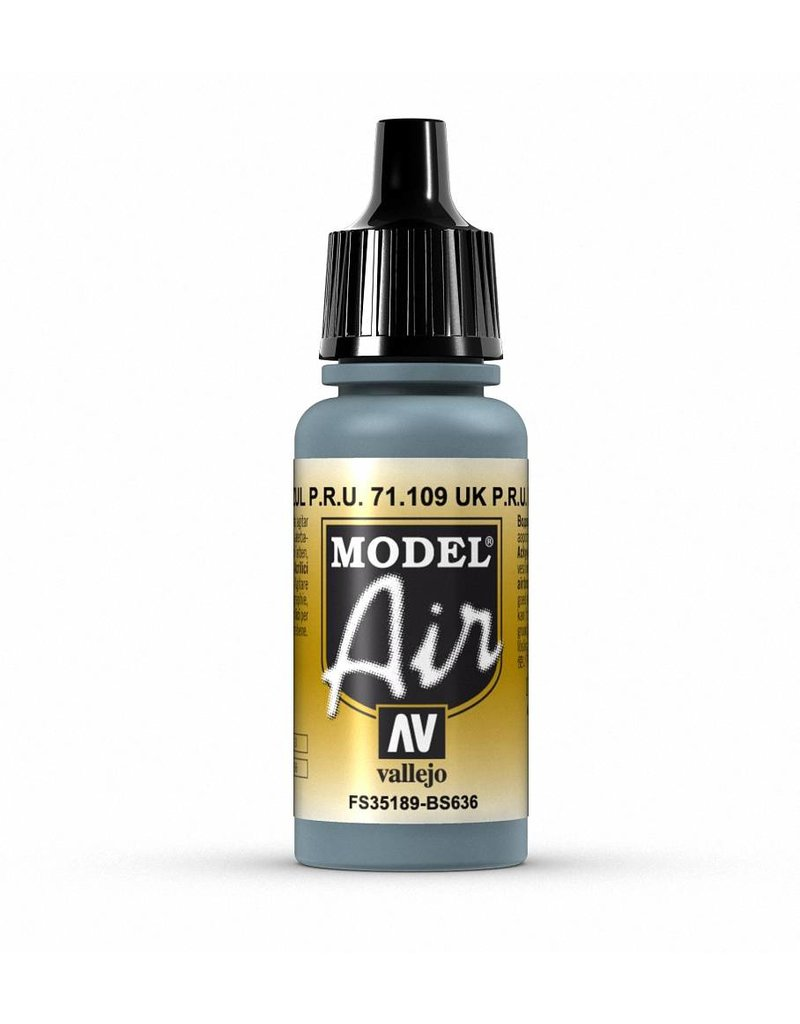Vallejo Model Air - UK P.R.U. Blue 17ml