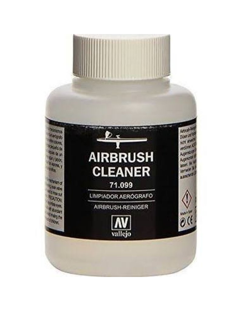 Vallejo Model Air - Airbrush Cleaner 85ml