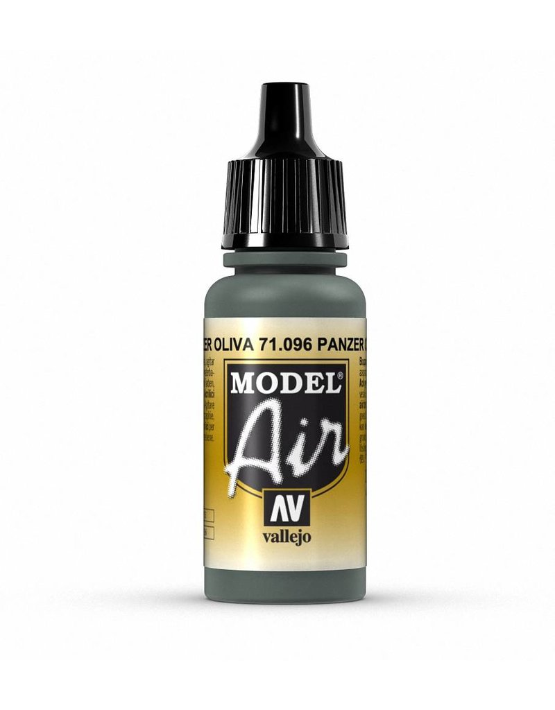 Vallejo Model Air - Panzer Olive Green 1943 17ml
