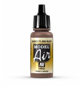 Vallejo Model Air - Rust