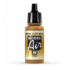 Vallejo Model Air - Wood