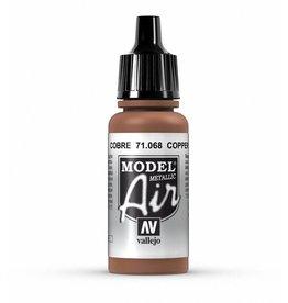 Vallejo Model Air - Copper (Metallic)