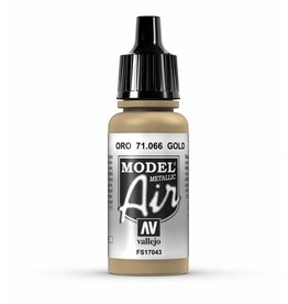 Vallejo Model Air - Gold (Metallic)