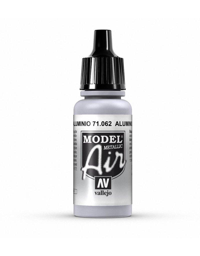 Vallejo Model Air - Aluminium (Metallic) 17ml
