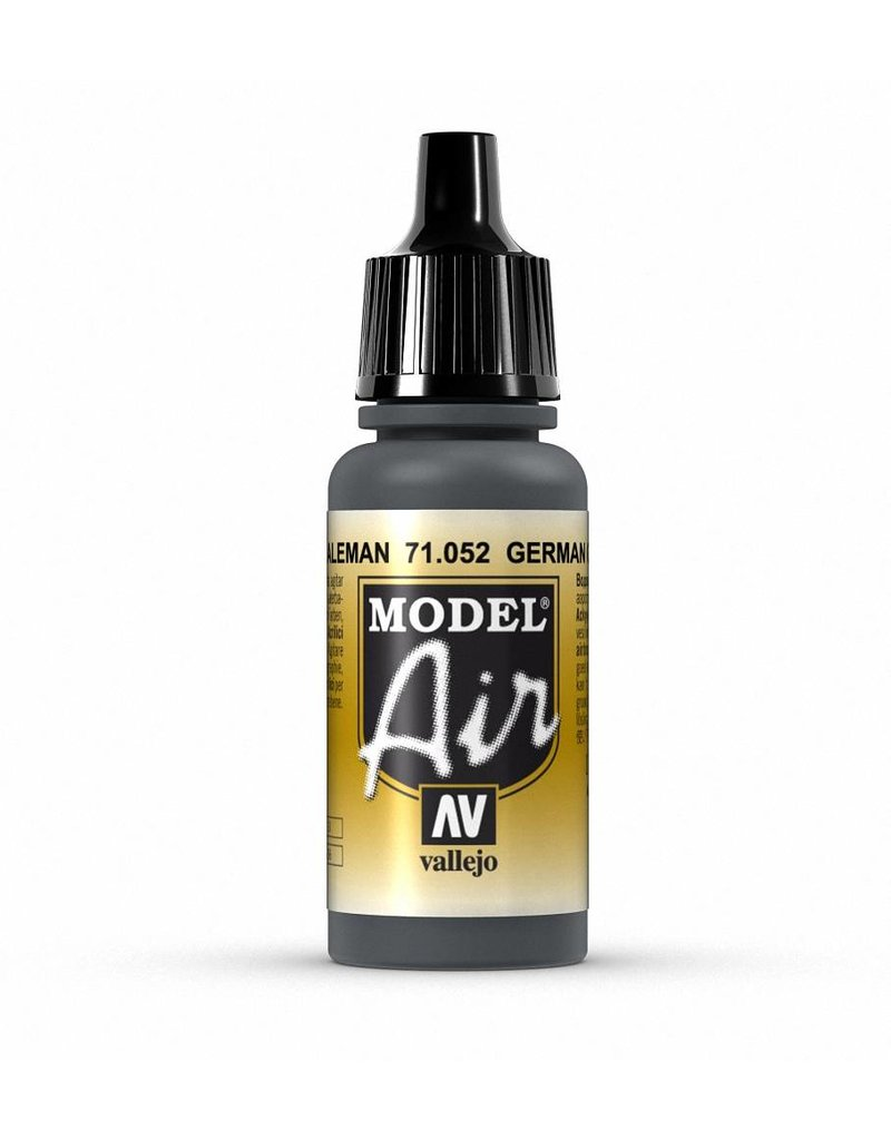 Vallejo Model Air - Anthracite Grey 17ml