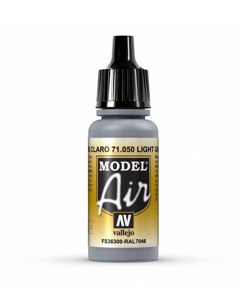 Vallejo Model Air - Light Grey 17ml