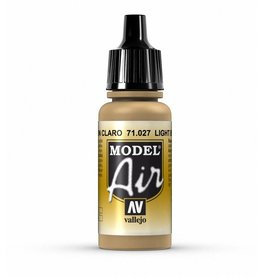 Vallejo Model Air - Light Brown