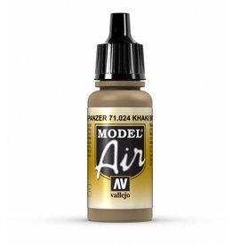 Vallejo Model Air - Khaki Brown