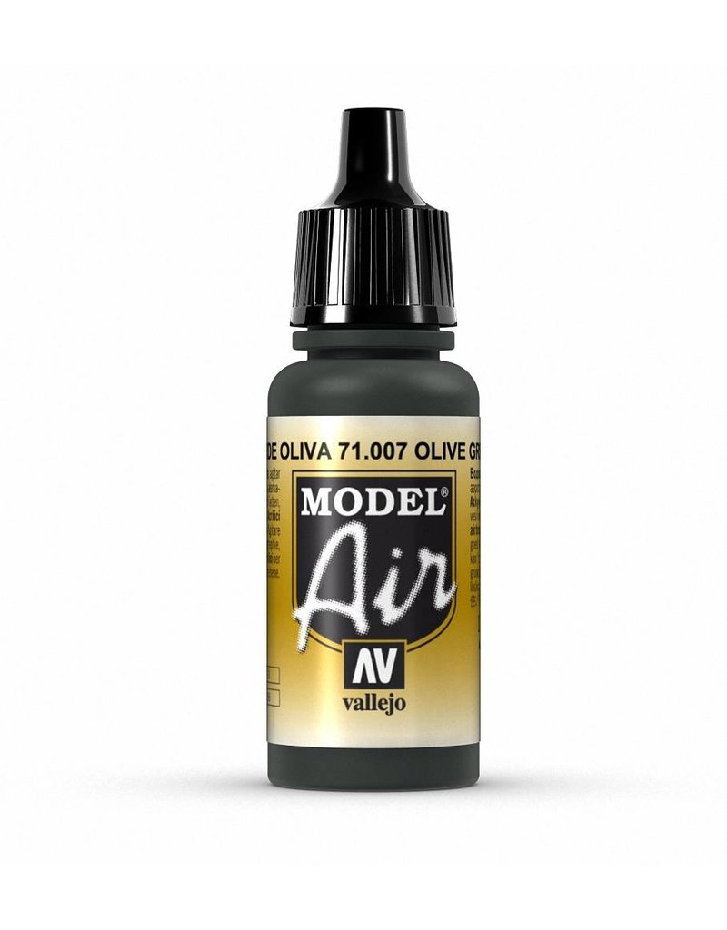 Vallejo Model Air - Olive Green 17ml