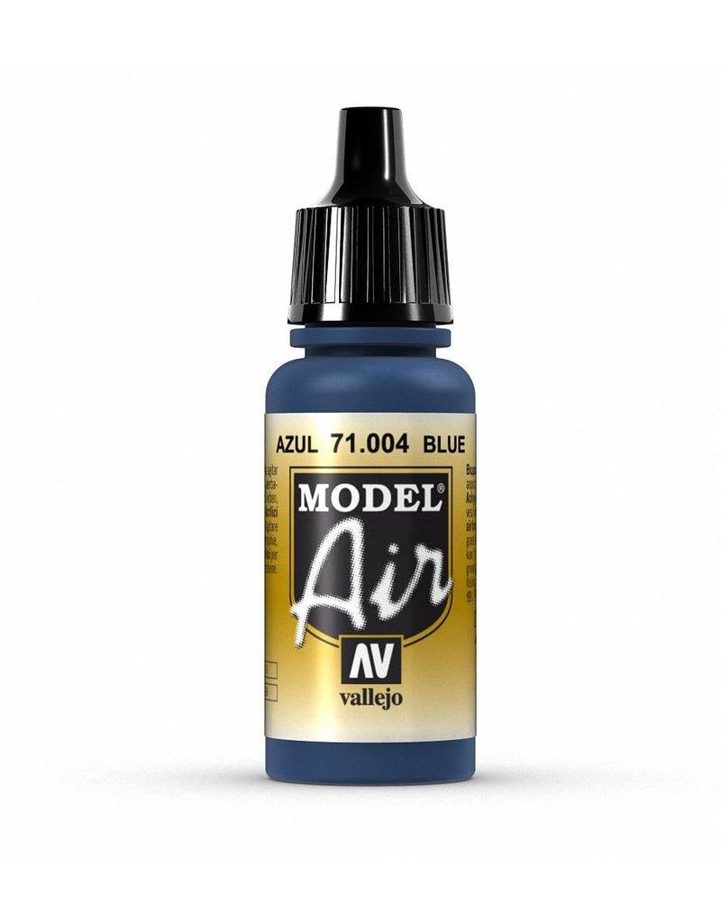 Vallejo Model Air - Blue 17ml