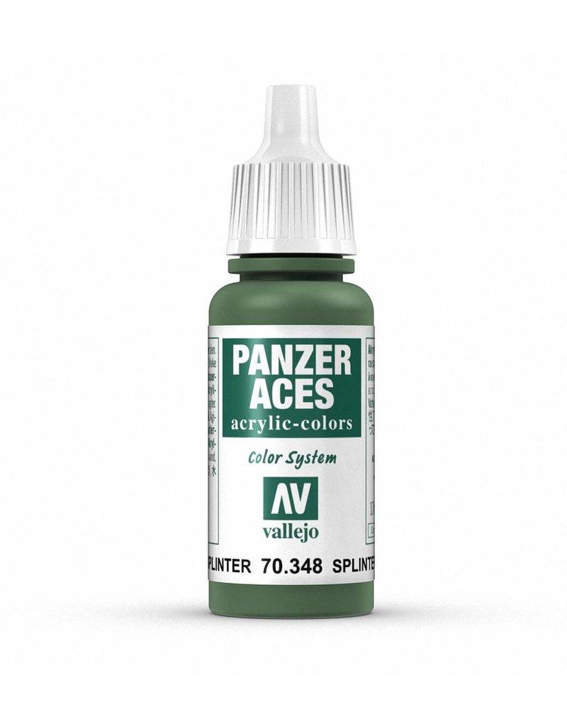 Vallejo Panzer Aces - Splinter Strips 17ml