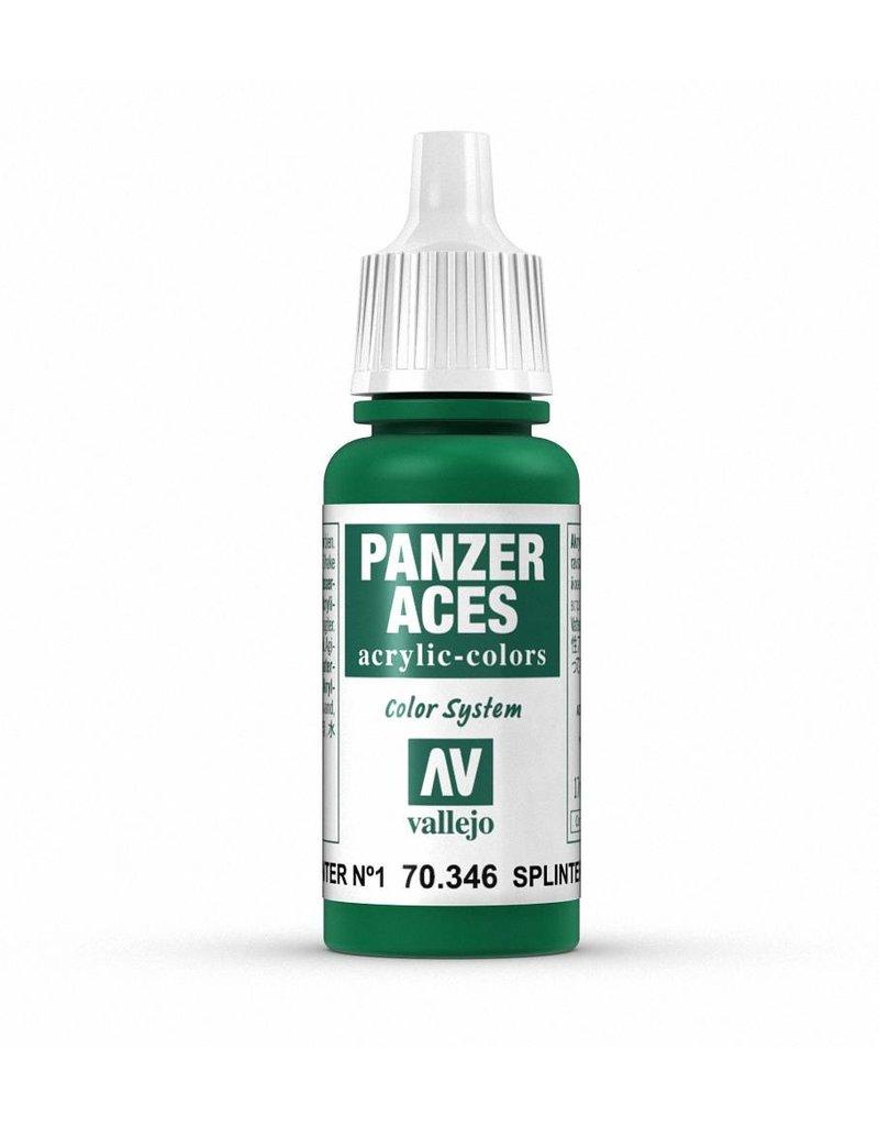 Vallejo Panzer Aces - Splinter Blotches I 17ml