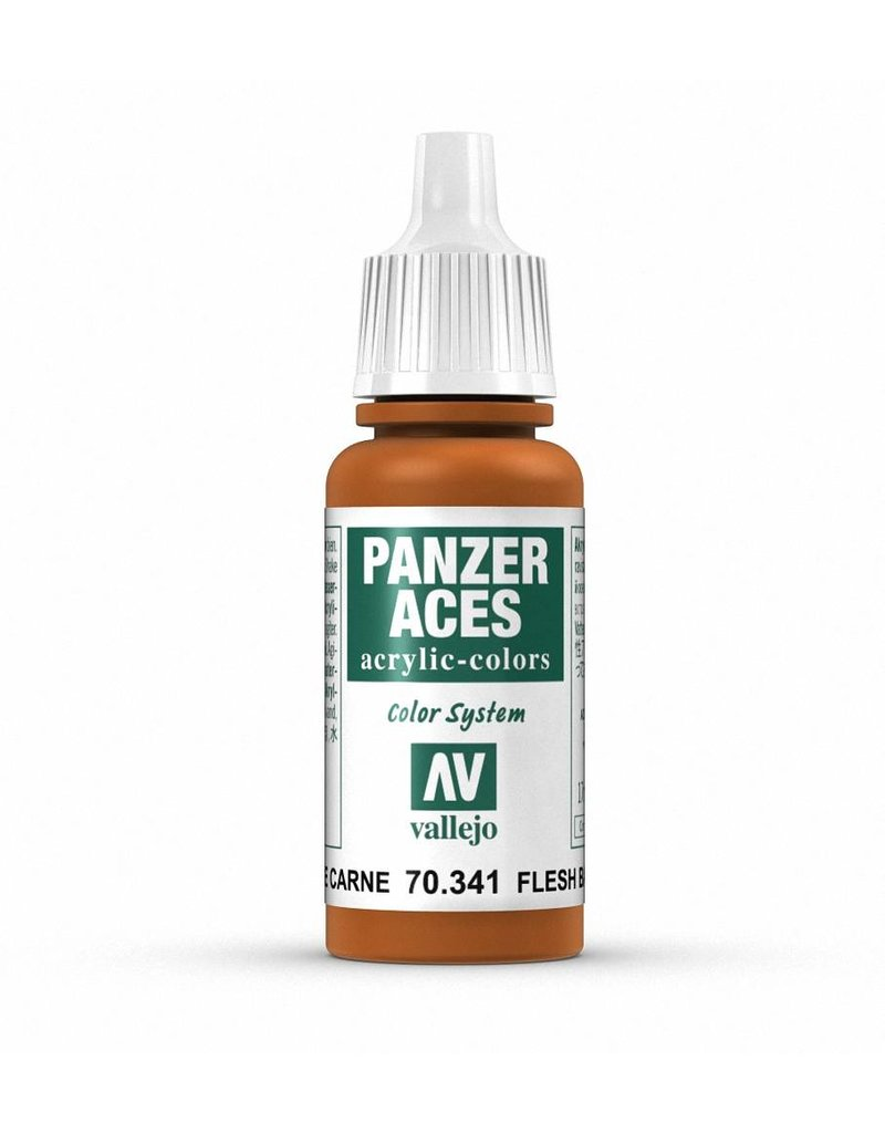 Vallejo Panzer Aces - Flesh Base 17ml