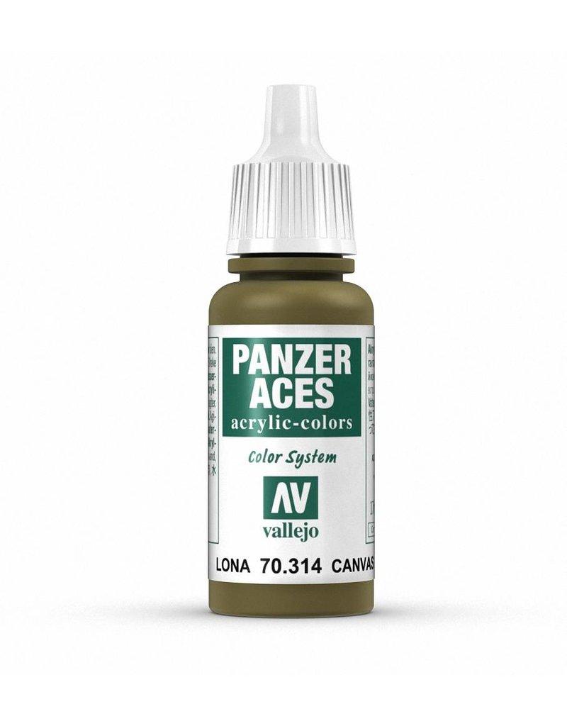 Vallejo Panzer Aces - Canvas 17ml