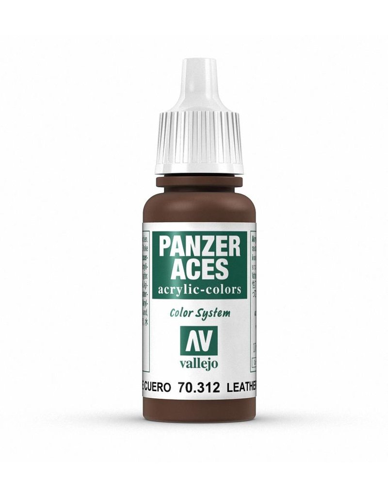Vallejo Panzer Aces - Leather Belt 17ml