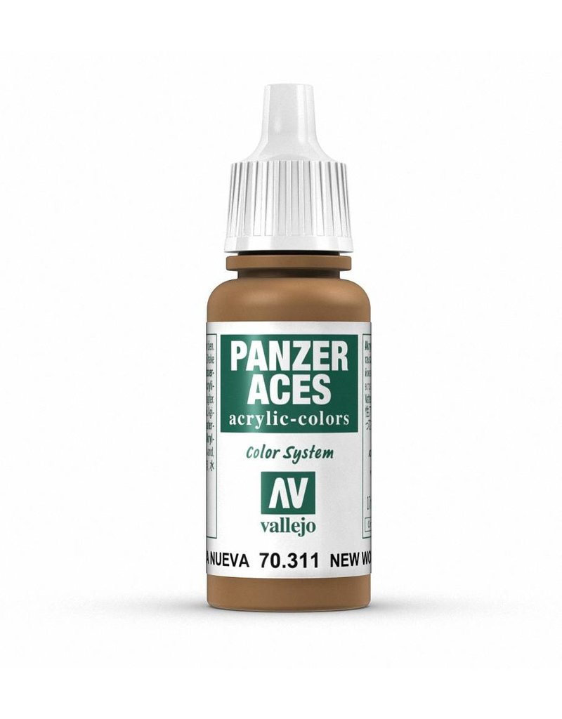 Vallejo Panzer Aces - New Wood 17ml