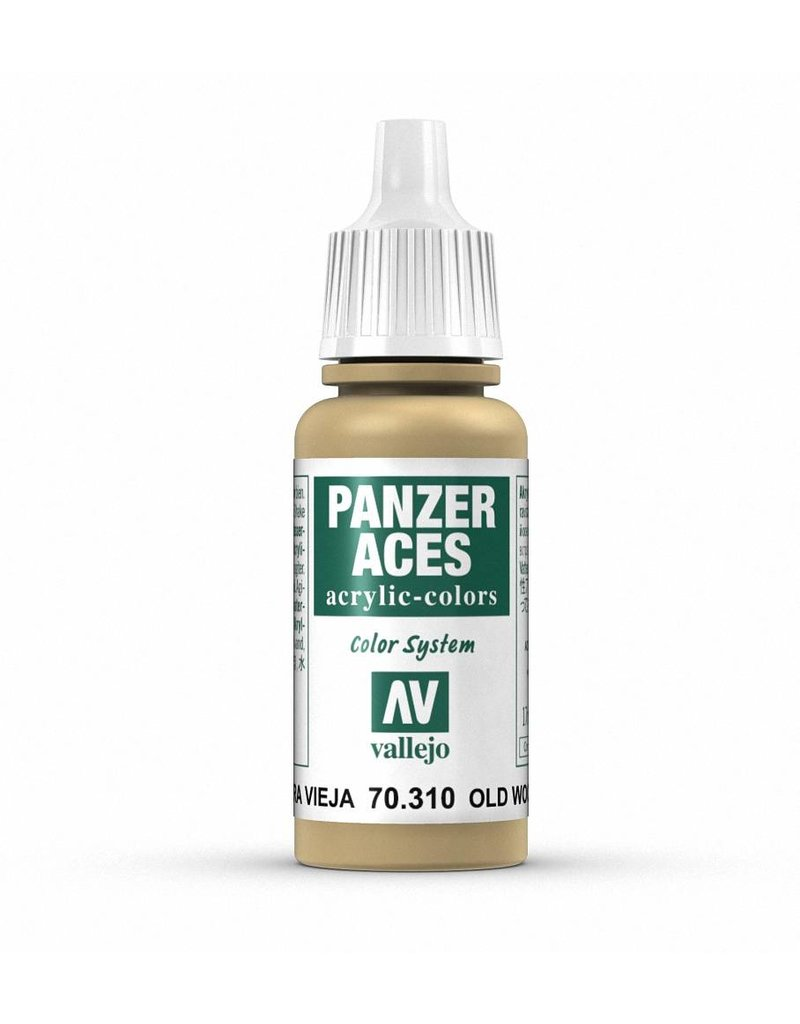 Vallejo Panzer Aces - Old Wood 17ml